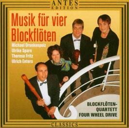 Musik für vier Blockflöten (Antes)