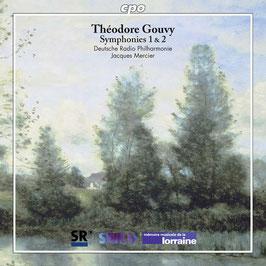 Théodore Gouvy: Symphonies 1 & 2 (CPO)