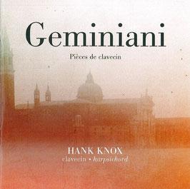 Francesco Geminiani: Pièces de clavecin (Early Music)
