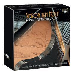 Simeon ten Holt: Complete Multiple Piano Works (11CD, Brilliant)