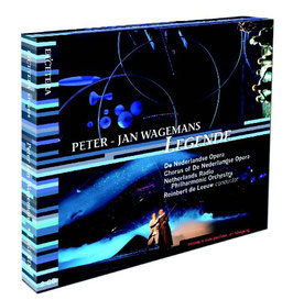 Peter-Jan Wagemans: Legende (2CD, Etcetera)