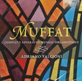 Georg Muffat: Complete Apparatus Musico-Organisticus (2CD, Brilliant)