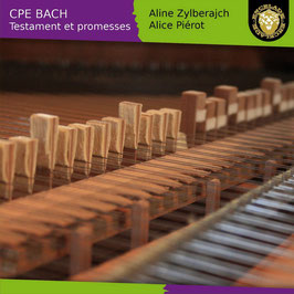 Carl Philipp Emanuel Bach: Testament et promesses (Encelade)