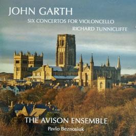 John Garth: Six Concertos for Violoncello (2CD, Divine Art)