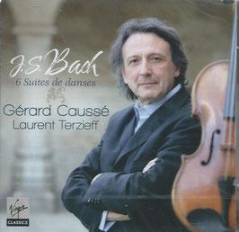 Johann Sebastian Bach: 6 Suites de danses (2CD, Virgin)