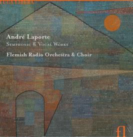 André Laporte: Symphonic & Vocal Works (4CD, Fuga Libera)
