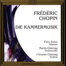 Frédéric Chopin: Die Kammermusik (Antes)
