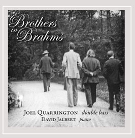 Brothers in Brahms: Brahms, Schumann, Fuchs (Modica Music)