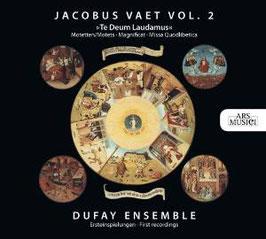 Jacobus Vaet: Te Deum - vol. 2 (Ars Musici)