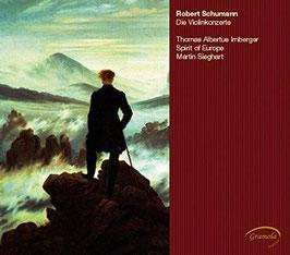 Robert Schumann: Die Violinkonzerte (Gramola)