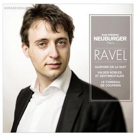 Maurice Ravel: Gaspard de la Nuit, Valses Nobles et Sentimentales, Le Tombeau de Couperin (Mirare)