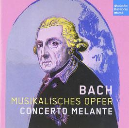 Johann Sebastian Bach: Musikalisches Opfer (Deutsche Harmonia Mundi)