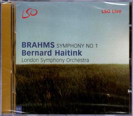 Johannes Brahms: Symphony No 1, Tragic Overture (LSO Live)