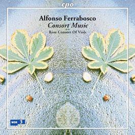 Alfonso Ferrabosco: Consort Music (CPO)