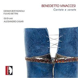 Benedetto Vinaccesi: Cantate e sonate (Stradivarius)