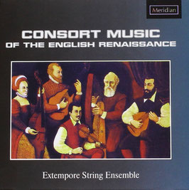 Consort Music of the English Renaissance (Meridian)