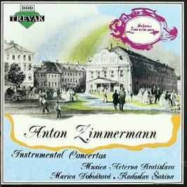 Anton Zimmermann: Instrumental Concertos (Trevak)