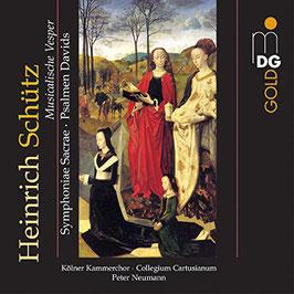 Heinrich Schütz: Musicalische Vesper, Symphoniae Sacrae, Psalmen Davids (MDG)