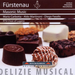 Caspar Fürstenau: Masonic Music (Dynamic)