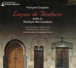 François Couperin: Leçons de Ténèbres (K617)