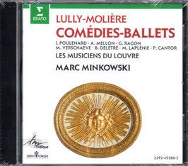 Jean-Baptiste Lully: Comédies-Ballets (Erato)