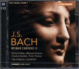 Johann Sebastian Bach: Weimar Cantatas II (2CD, Chandos)