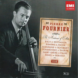Fournier, The Aristocrat of Cellists (7CD, EMI)