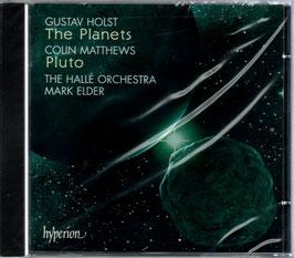 Gustav Holst: The Planets, Colin Matthews: Pluto (Hyperion)