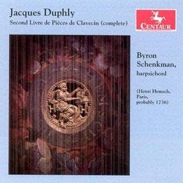 Jacques Duphly: Second Livre de Pièces de clavecin (complete) (Centaur)