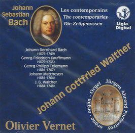 Johann Gottfried Walther: Les Contemporains de J.S. Bach (Ligia Digital)