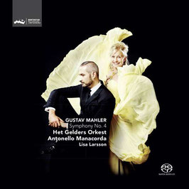 Gustav Mahler: Symphony No. 4 (SACD, Challenge Classics)