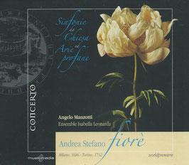 Andrea Stefano Fiorè: Sinfonie da Chiesa ed Arie profane (Concerto)