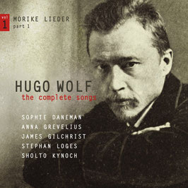 Joseph Wolf: The Complete Songs, Mörike Lieder, part 1 (Stone)