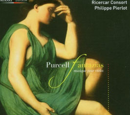 Henry Purcell: Fantazias (Mirare)