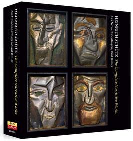 Heinrich Schütz: The Complete Narrative Works (4CD, DaCapo)