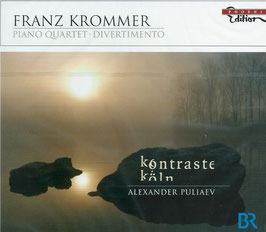 Franz Krommer: Piano Quartet, Divertimento (Phoenix)