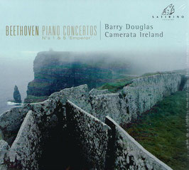 Ludwig van Beethoven: Piano Concertos Nos. 1 & 5 'Emperor' (Satirino)