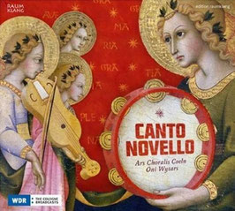 Canto Novello: Maria! Laude aus dem spätmittelalterischen Italien (Raumklang)