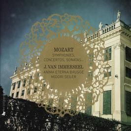 Wolfgang Amadeus Mozart: Symphonies, Concertos, Sonatas... (6CD, ZigZag)