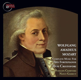 Wolfgang Amadeus Mozart: Complete Music for Two Fortepianos (Musica Omnia)
