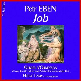 Petr Eben: Job (Psalmus)