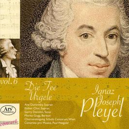 Ignaz Joseph Pleyel: Die Fee Urgele (Ars Produktion)