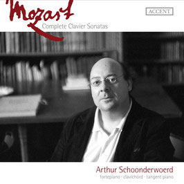 Wolfgang Amadeus Mozart: Complete Clavier Sonatas (6CD, Accent)