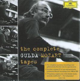 Wolfgang Amadeus Mozart: The Complete Gulda Mozart Tapes (6CD, Deutsche Grammophon)