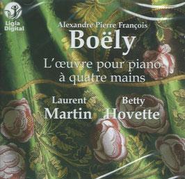 Alexandre Pierre François Boëly: L'oeuvre pour piano à quattre mains (Ligia Digital)