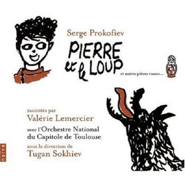 Sergei Prokofiev: Pierre et le Loup (Naïve)