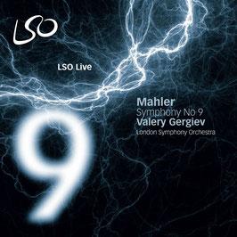 Gustav Mahler: Symphony No. 9 (SACD, LSO Live)