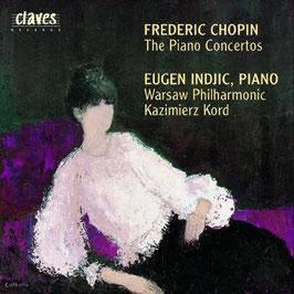 Frédéric Chopin: The Piano Concertos (Claves)