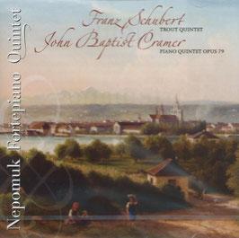 John Baptist Cramer: Piano Quintet, Franz Schubert: Trout Quintet (Brilliant)