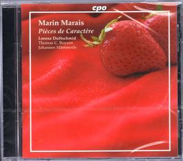 Marin Marais: Pièces de Caractère (CPO)